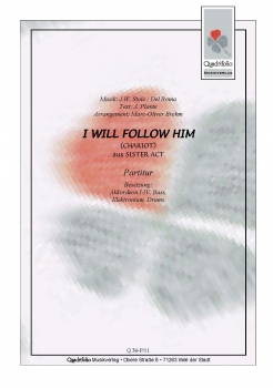 I Will Follow Him - Partitur