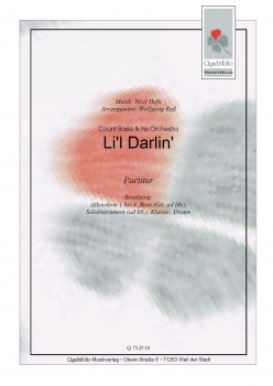 Li'l Darlin' - Partitur